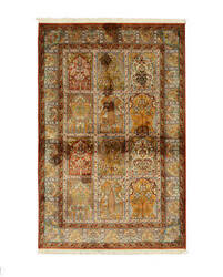 Eastern Rugs Qum X35905 Multi Area Rug