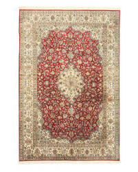 Eastern Rugs Silk X35964 Red Area Rug
