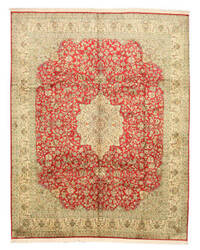 Eastern Rugs Silk X35977 Red Area Rug