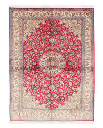 Eastern Rugs Kashmir X35982 Red Area Rug