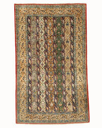 Eastern Rugs Shawl Qum X35996 Multi Area Rug
