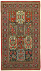 Eastern Rugs Qum X36011 Multicolor Area Rug