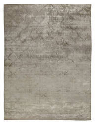 Exquisite Rugs Smooch Carved Hand Woven Dark Gray Area Rug
