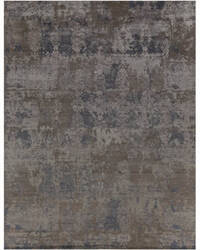 Exquisite Rugs Hundley Hand Knotted Gray - Turquoise Area Rug