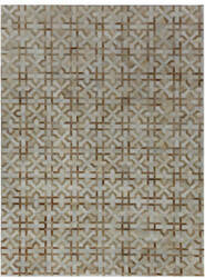 Exquisite Rugs Natural Hair on Hide Beige - Ivory Area Rug