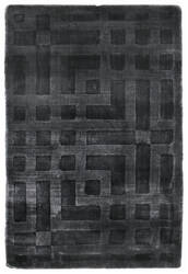 Exquisite Rugs Hazel Hand Woven Dark Gray Area Rug