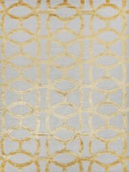 Exquisite Rugs Moreno Hand Woven Gold - Ivory Area Rug