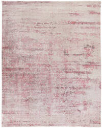Exquisite Rugs Cassina Hand Woven Pink Area Rug