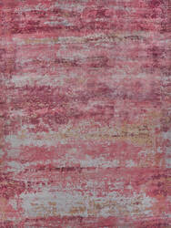 Exquisite Rugs Antolini Hand Woven Red Area Rug