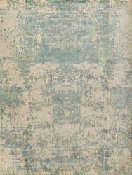 Exquisite Rugs Cassina Hand Woven Ivory Area Rug