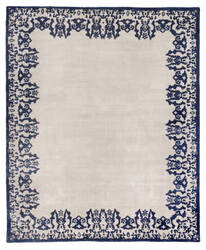 Exquisite Rugs Antolini Hand Woven Ivory Area Rug