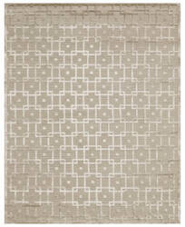 Exquisite Rugs Moreno Hand Knotted 3033 Beige Area Rug