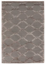 Exquisite Rugs Moreno Hand Knotted Dark Gray - Brown Area Rug