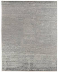 Exquisite Rugs Crush Hand Knotted Ivory - Aqua Area Rug