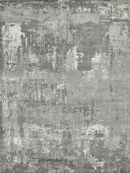 Exquisite Rugs Koda Hand Woven Gray - Ivory Area Rug