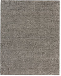 Exquisite Rugs Woven Earth Hand Woven Silver Area Rug