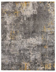 Exquisite Rugs Koda Hand Woven Silver - Gray Area Rug
