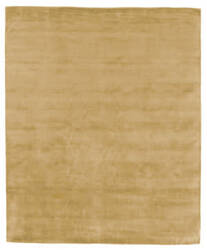 Exquisite Rugs Wool Dove Hand Woven Citron Area Rug