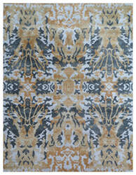 Exquisite Rugs Koda Hand Woven Brown - Black Area Rug