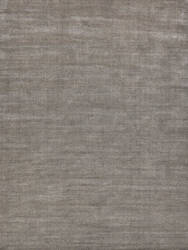 Exquisite Rugs Duo Hand Woven Silver - Dark Gray Area Rug