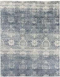 Exquisite Rugs Koda Hand Woven Blue Area Rug