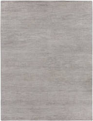 Exquisite Rugs Perry Hand Woven Smoke Area Rug