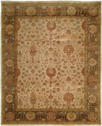 Famous Maker Angelica 100968 Ivory-Twilight Area Rug
