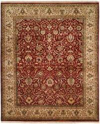 Kalaty Kabir Kb-363 Red/Beige Area Rug