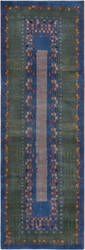Famous Maker Gabbeh 28517 Blue - Green Area Rug