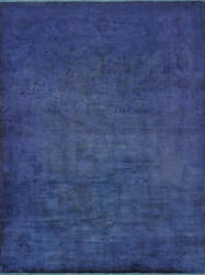 Famous Maker Overdyes 43845 Blue Area Rug