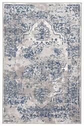 Famous Maker Natasha Vernado Nsh-1050 Blue - Gray Area Rug