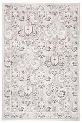 Famous Maker Natasha Oretta Nsh-1090 White - Gray Area Rug