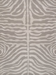 Famous Maker Transitional Pbb-2135b Silver - Beige Area Rug