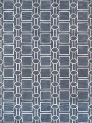 Famous Maker Transitional Pbw-1sam Grey - Beige Area Rug