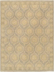 Famous Maker Ottoman Pch-5 Green Area Rug