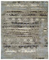 Famous Maker Taonga 100329 Grey Earth - Water Area Rug