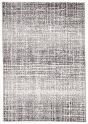 Famous Maker Valarie Paylor Val-1030 Gray - White Area Rug