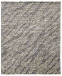Famous Maker Vista 100606 Grey Streak Area Rug