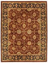 Rugstudio Izy 41796 Red-Black Area Rug
