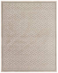 Feizy Saphir Zam 3097f Pewter - Light Gray Area Rug