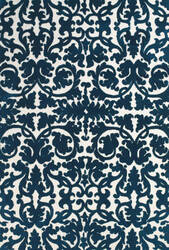 Feizy Carina 4132f Midnight Blue Area Rug