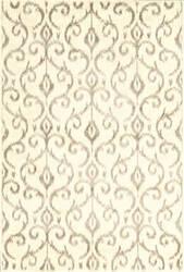 Feizy Azeri Iii 3842f Cream - Gray Area Rug