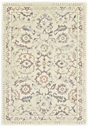 Feizy Azeri Iii 3861f Cream - Gray Area Rug
