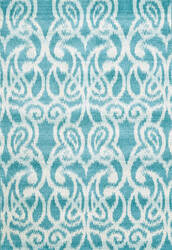 Feizy Harlow 3329f Teal Area Rug