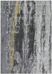 Feizy Bleecker 3606f Asphalt Area Rug