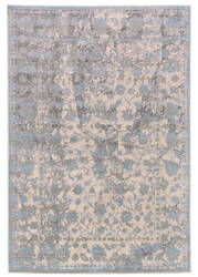 Feizy Prasad 3681f Light Blue Area Rug