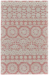 Feizy Primrose 8574f Dusty - Pink Area Rug