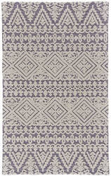 Feizy Primrose 8575f Pearl - Gray Area Rug