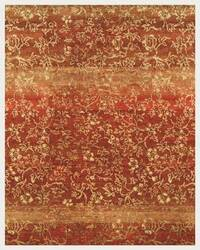 Famous Maker Gallery A 44748 Red-Multi Area Rug