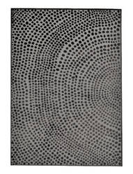 Feizy Gaspar 3835f Castle - Dark Gray Area Rug